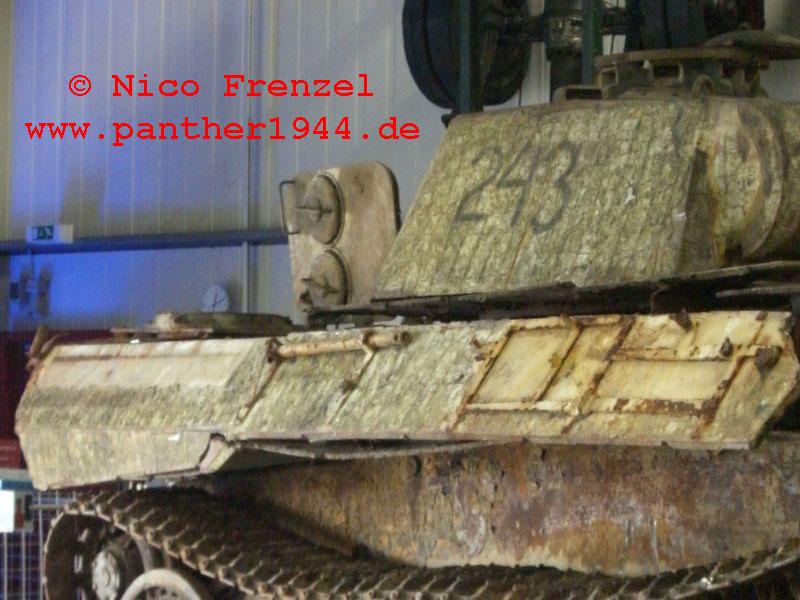Panther Ausf. A im Technik Museum Sinsheim - DE 00111