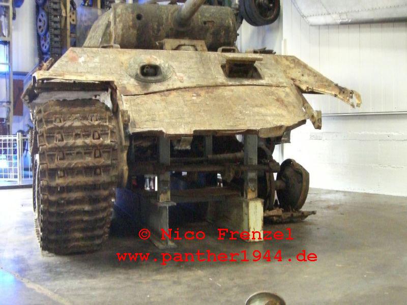 Panther Ausf. A im Technik Museum Sinsheim - DE 00210