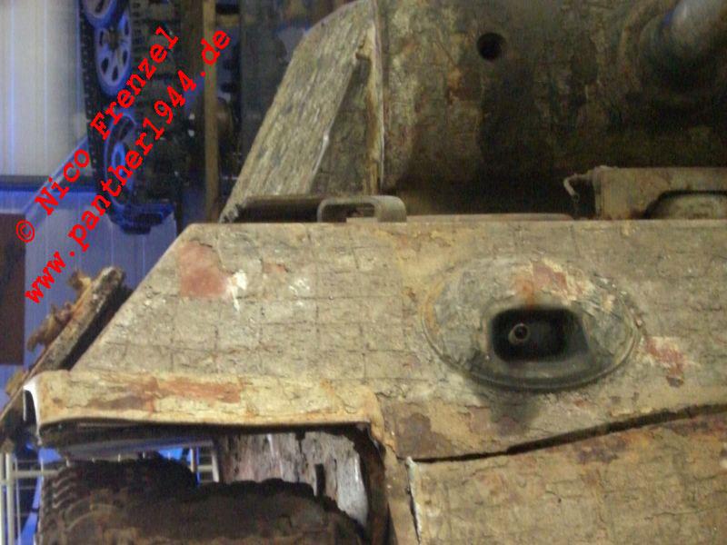 Panther Ausf. A im Technik Museum Sinsheim - DE 00410