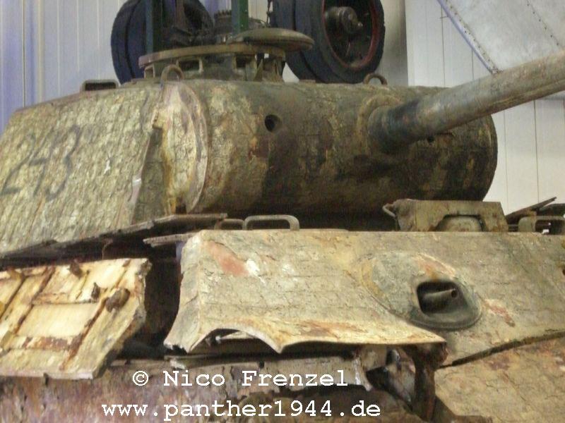 Panther Ausf. A im Technik Museum Sinsheim - DE 00510