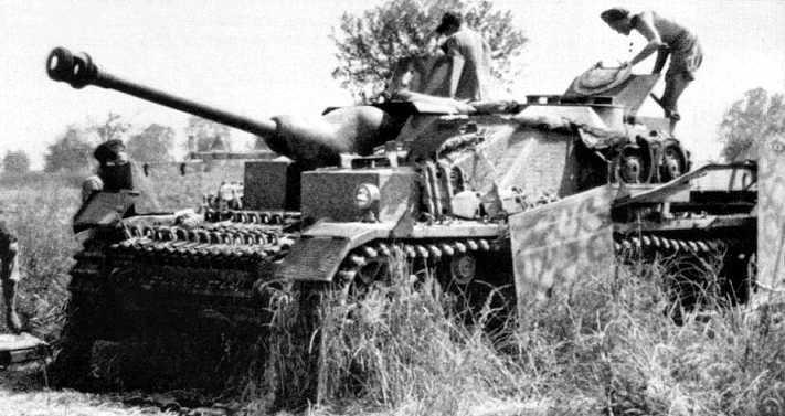 Sturmgeschütz IV 009bn10