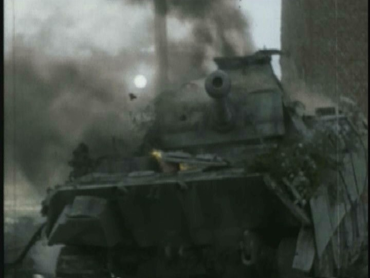 Panzer Wreck in Color !!! 011-bu10