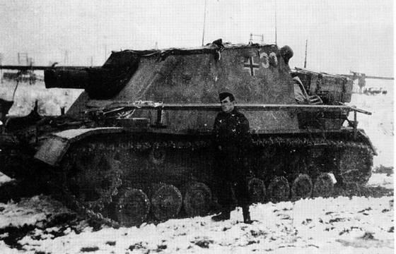 Sturmpanzer IV - Brummbär ! 01310