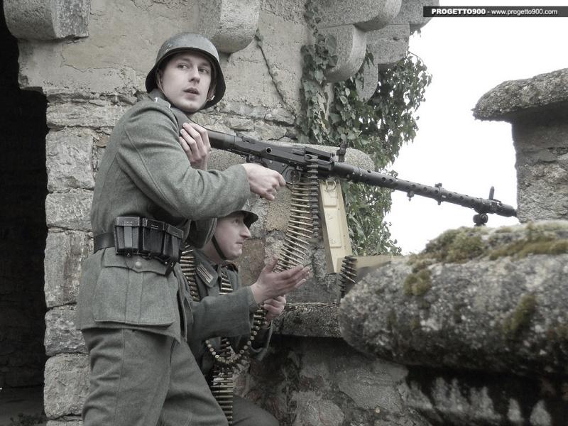 Maschinengewehr 34 - MG34 02110