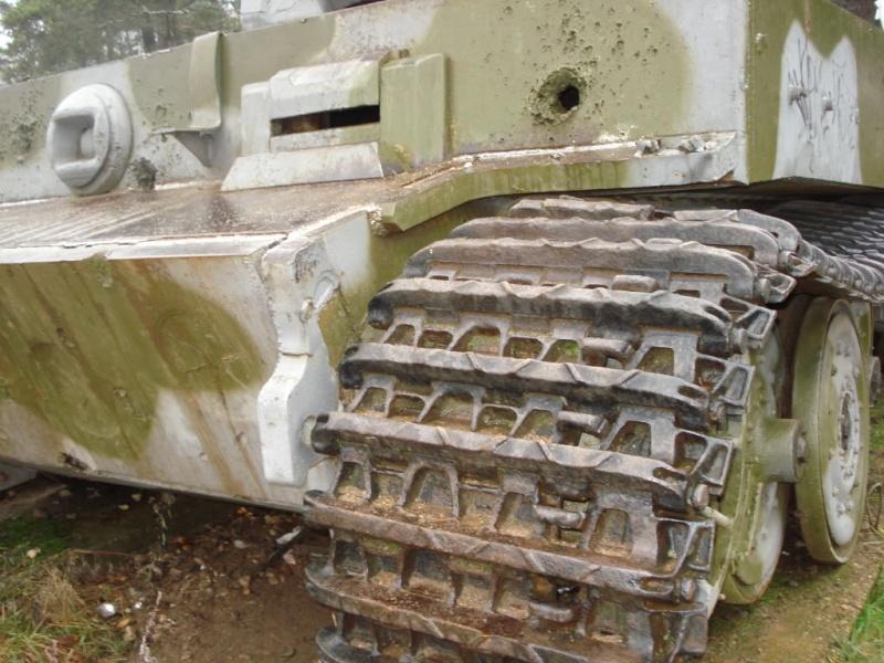 Tiger I - Snegiri Lenino - Russia 023-410