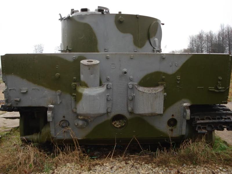 Tiger I - Snegiri Lenino - Russia 026-110