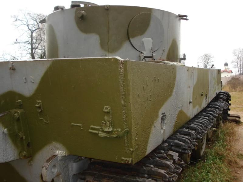 Tiger I - Snegiri Lenino - Russia 027-410