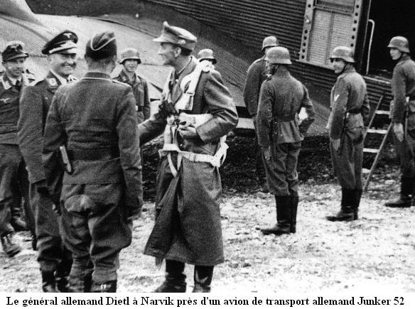 La Campagne de Norvège - 9 avril/8 juin 1940 04-0510
