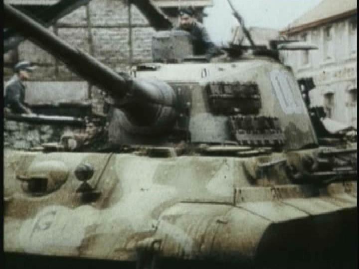 Panzerkampfwagen VI - Königstiger 069-ki10