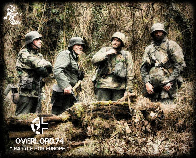 """OVERLORD.74 - Team """"11 eme PzDiv"""" 1944/45 07_11210"""