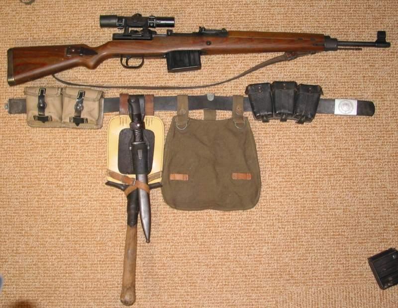 Walther Gewehr G43 09010110
