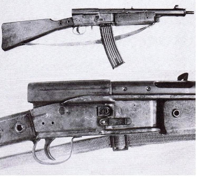 volkssturmgewehr -  VGI-1.5 1-110