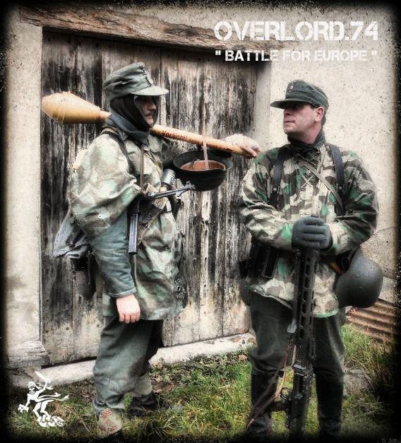 """OVERLORD.74 - Team """"11 eme PzDiv"""" 1944/45 10076710"""