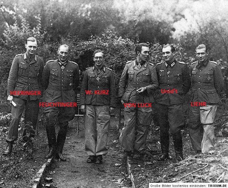 PanzerGrenadier - Kampfgruppe Von Luck - Normandie 44 11062210