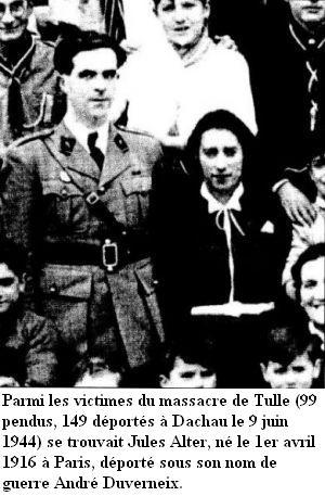 Le massacre de Tulle – 9 juin 1944 13027210