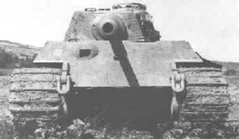 Panzerkampfwagen VI - Königstiger 13910