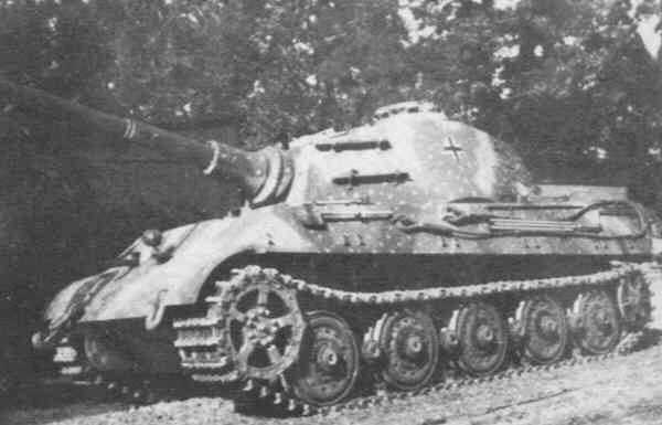 Panzerkampfwagen VI - Königstiger 14710