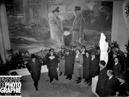 Reportage - PARIS sous l'occupation 1474-810