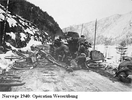 La Campagne de Norvège - 9 avril/8 juin 1940 15958110