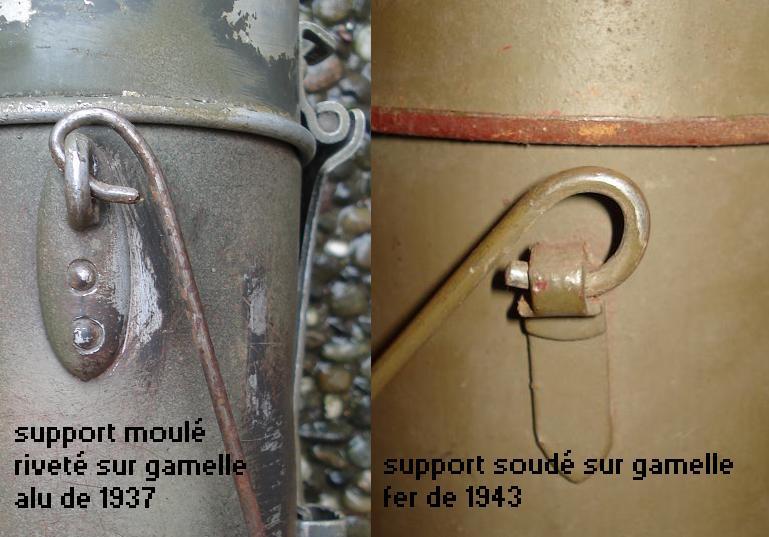 HEER et Waffen - les Gamelles M1910 et M1931 1610