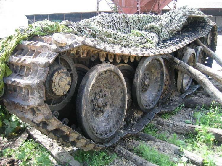 Panther Ausf. A im Technik Museum Sinsheim - DE 16329114