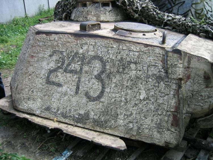 Panther Ausf. A im Technik Museum Sinsheim - DE 16329310
