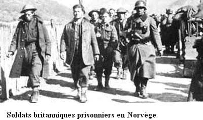 La Campagne de Norvège - 9 avril/8 juin 1940 19-0410