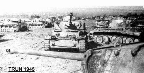 Panzer Wreck - Normandie 1944 1trun-10