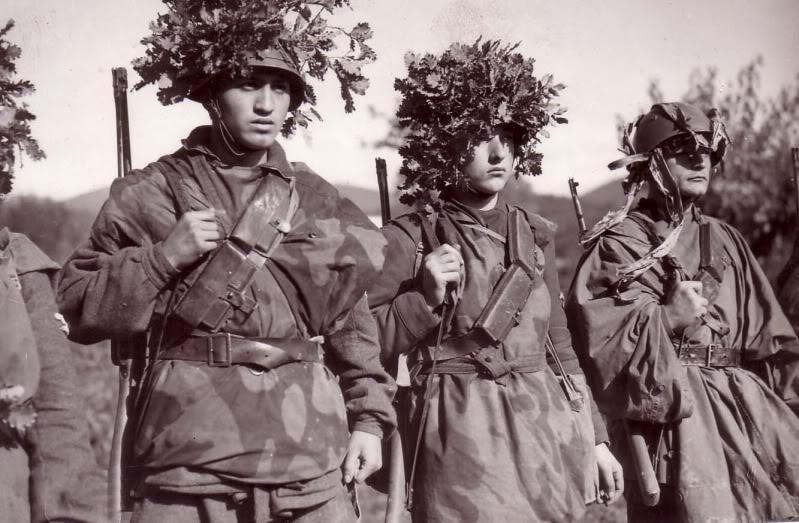 Waffen/italia - M1929 mimetico 1z56v010