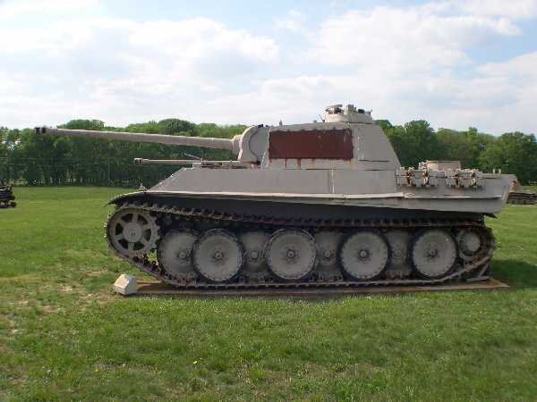 Panther - Aderdeen Proving Ground - usa 20060510