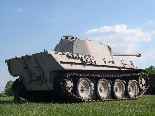 Panther - Aderdeen Proving Ground - usa 20060515