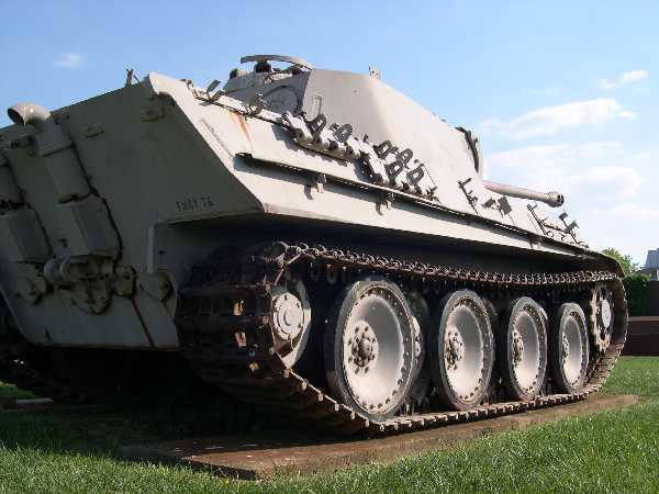 Panther - Aderdeen Proving Ground - usa 20060516