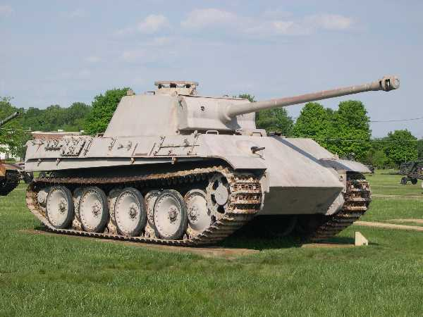 Panther - Aderdeen Proving Ground - usa 20060522