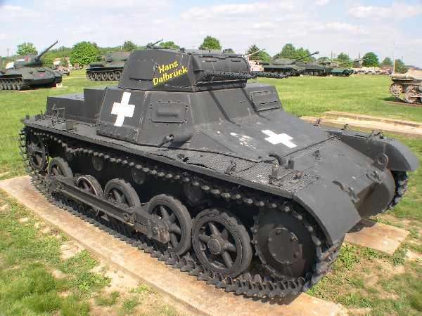 Panzerkampfwagen I - Panzer I 20060526