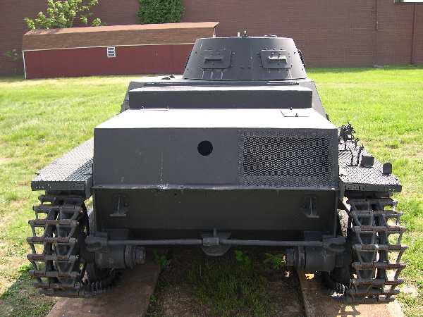 Panzerkampfwagen I - Panzer I 20060529