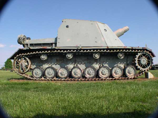Sturmpanzer IV - Brummbär ! 20060530