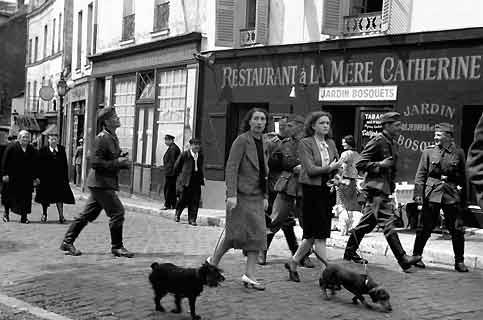 Reportage - PARIS sous l'occupation 20080510
