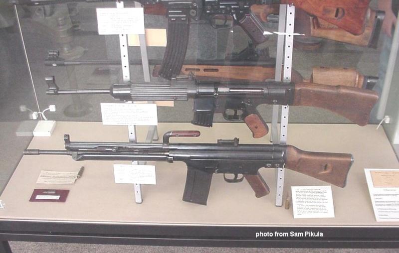Sturmgewehr 45 - STG45 20090511