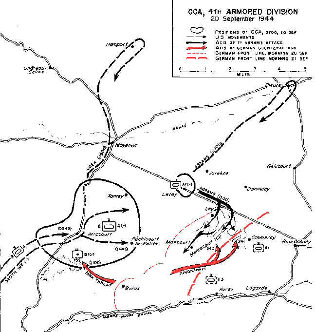 Bataille d'Arracourt - Sept 1944 20_9_410