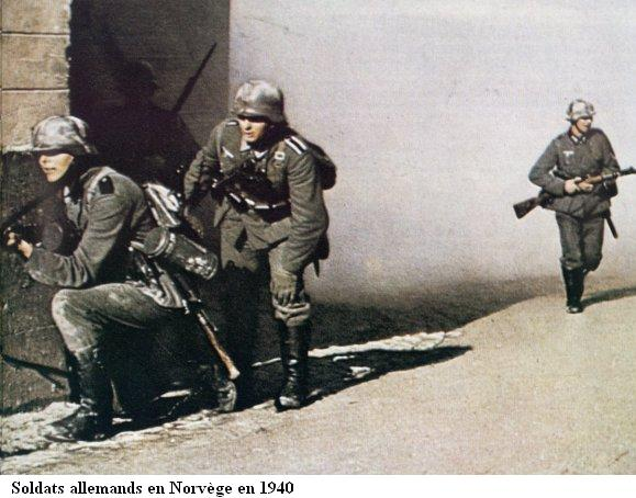 La Campagne de Norvège - 9 avril/8 juin 1940 21-0410