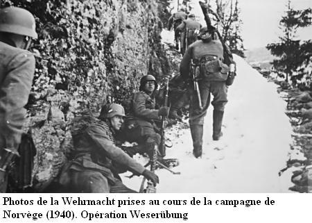 La Campagne de Norvège - 9 avril/8 juin 1940 21630810
