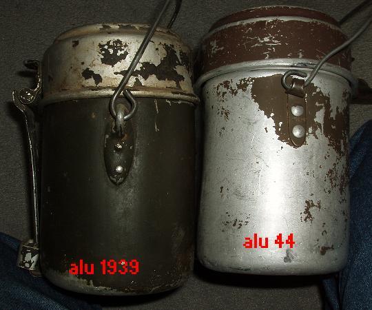 HEER et Waffen - les Gamelles M1910 et M1931 2210