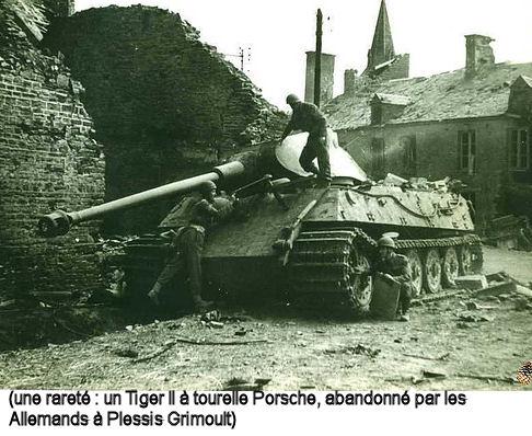 Panzer Wreck - Normandie 1944 2212b10