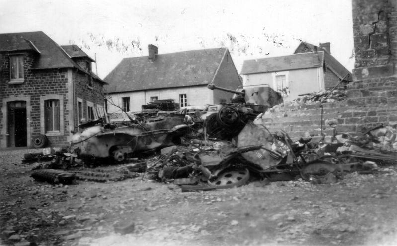 Panzer Wreck - Normandie 1944 23703310