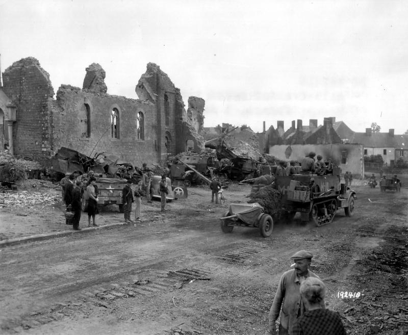 Panzer Wreck - Normandie 1944 23711610