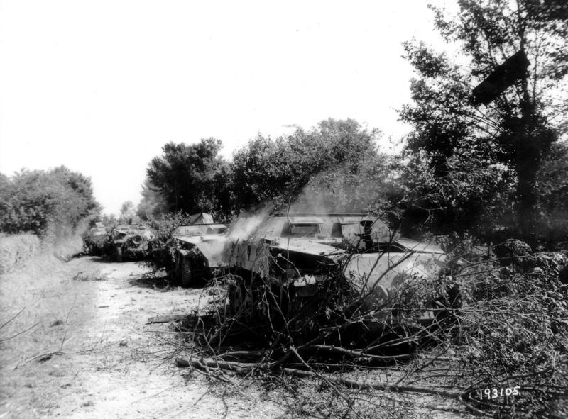 Panzer Wreck - Normandie 1944 23766010