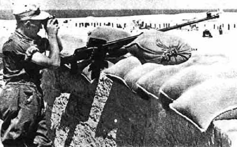 fusil antichar - Panzerbüchse PzB38 et PzB39 23om-210