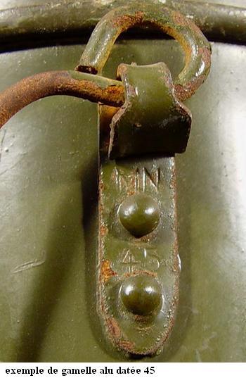 HEER et Waffen - les Gamelles M1910 et M1931 2410