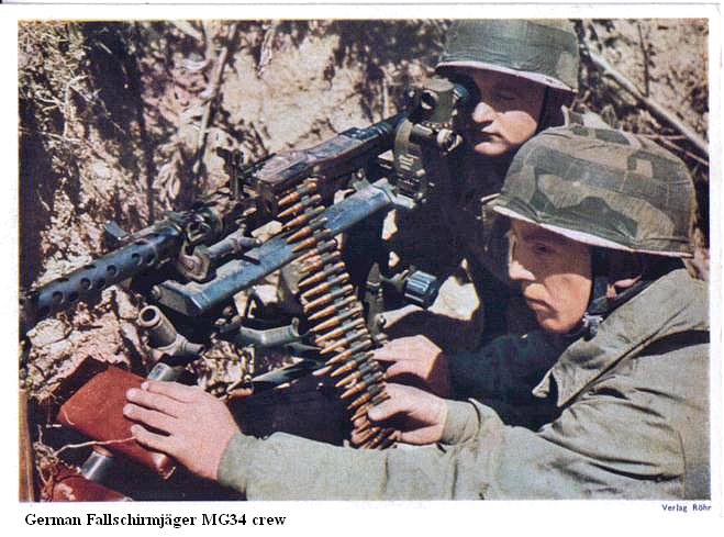 Historique des Fallschirmjager WW2 24390110