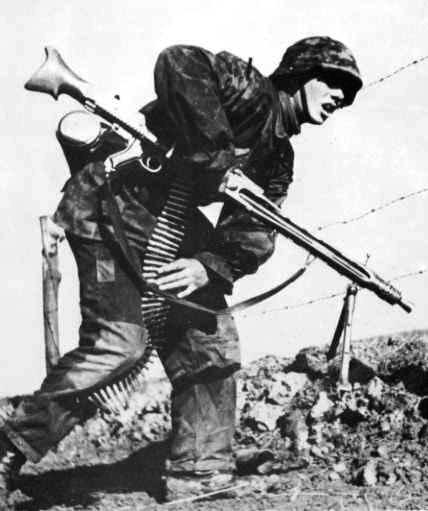 Maschinengewehr 42 - MG42 24398510